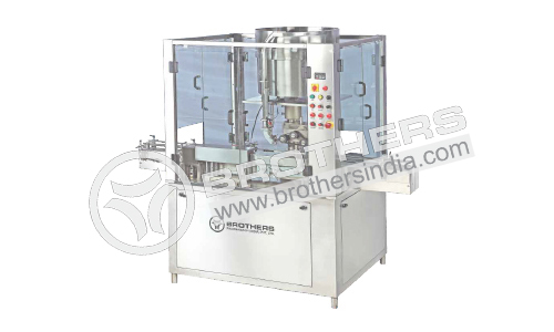 Bottle Capping Machine Manufacturer, Supplier & Exporter